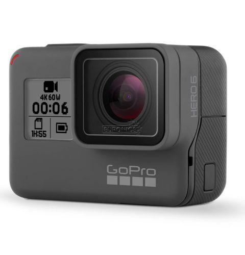 ექშენ კამერა GoPro Hero 6 Black Edition