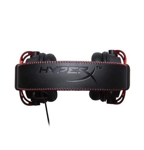 ყურსასმენი Kingston HyperX Cloud Alpha (HX-HSCA-RD/EE)