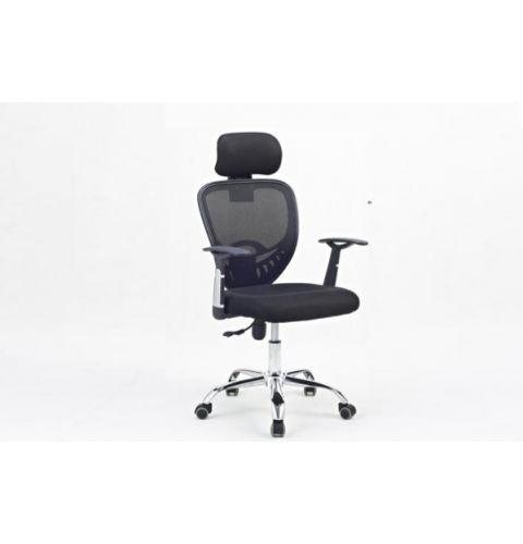 საოფისე სკამი ZG-D07, ZG-214033 შავი