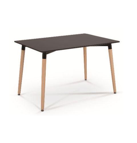 სასადილოს/ბარის მაგიდა DLF-T5, DLF-902207 შავი