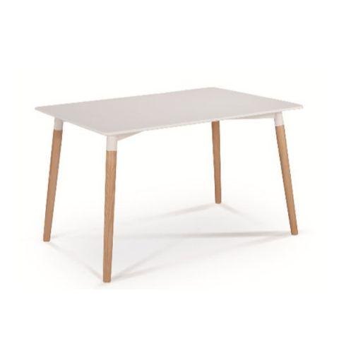 სასადილოს/ბარის მაგიდა DLF-T5, DLF-902208 თეთრი