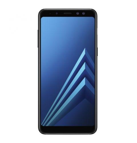 მობილური ტელეფონი Samsung Galaxy A8 (2018) LTE Duos (SM-A530FZKDSER) - Black