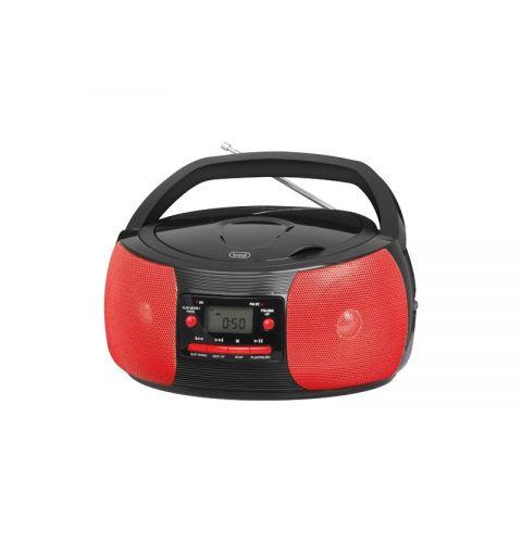 მაგნიტოფონი Trevi CMP 524 MP3 red