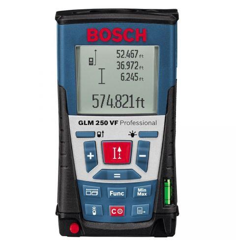 ლაზერული საზომი Bosch GLM 250VF+ BT 150 (061599402J)