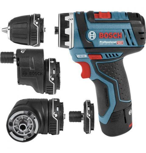 სახრახნისი BOSCH GSR 12V-15 FC (06019F6000)