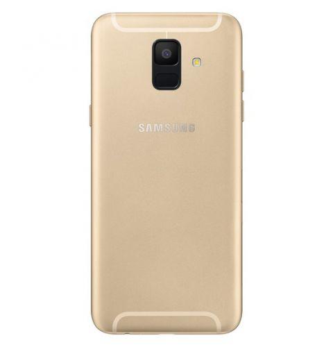 მობილური ტელეფონი Samsung A600F Galaxy A6 (2018) Duos LTE 32GB (SM-A600FZDNCAU) Gold