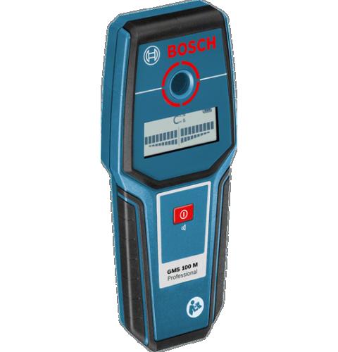 მეტალ-დეტექტორი Bosch GMS 100 M Prof (0601081100)