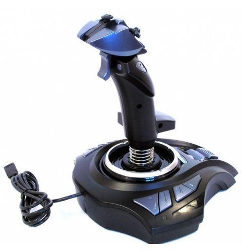 ჯოისტიკი Genius MetalStrike Pro Vibration Joystick