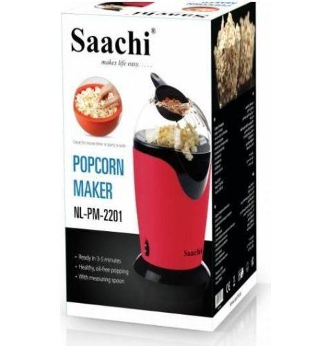 პოპკორნის მოსამზადებელი აპარატი Saachi NL-PM-2201