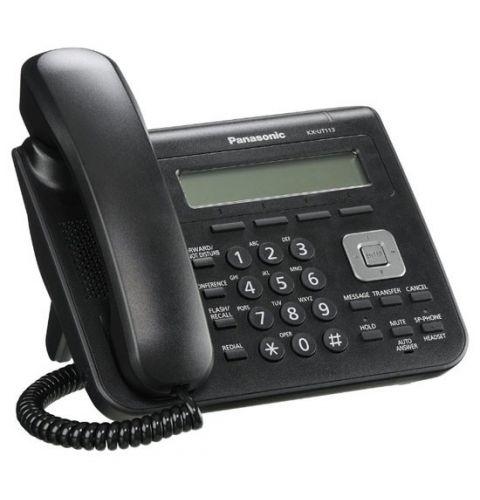 IP ტელეფონი Panasonic KX-UT113RU-B