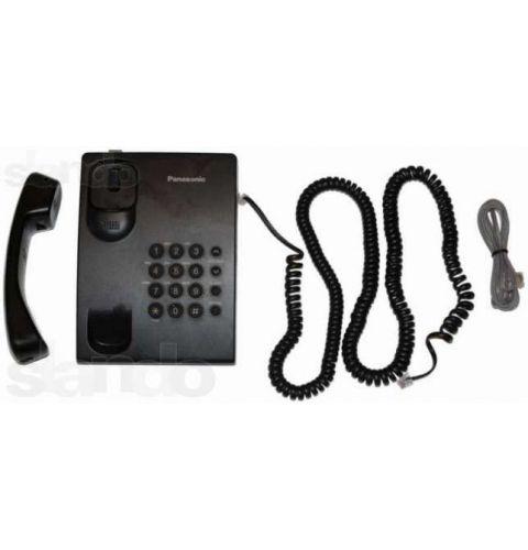 ტელეფონი Panasonic KX-TS2350UAB
