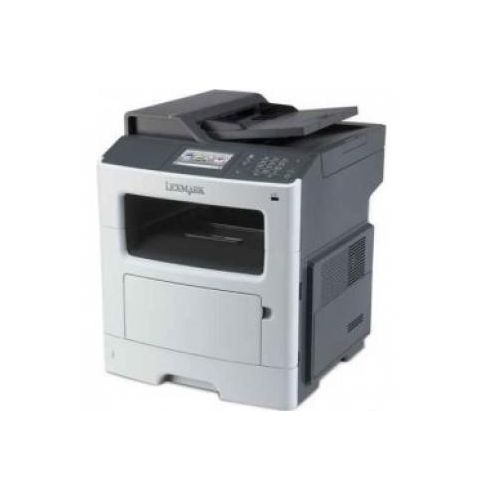 პრინტერი Lexmark MX410de Multifunction Mono Laser Printer