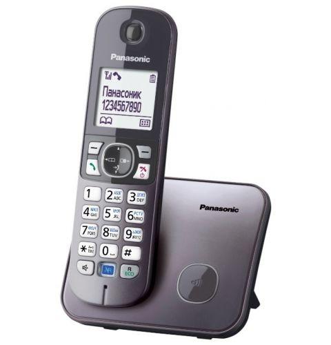 რადიო ტელეფონი   Panasonic KX-TG6811