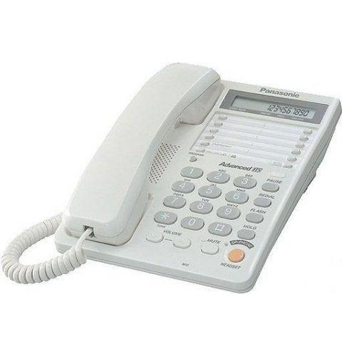 სადენიანი ტელეფონი Panasonic  KX-TS2365UAW