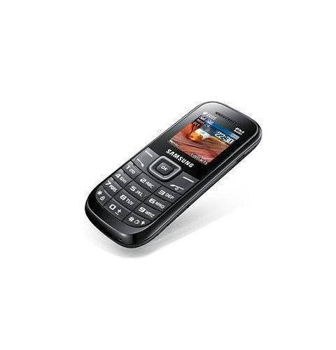 მობილური ტელეფონი  Samsung E1207 black