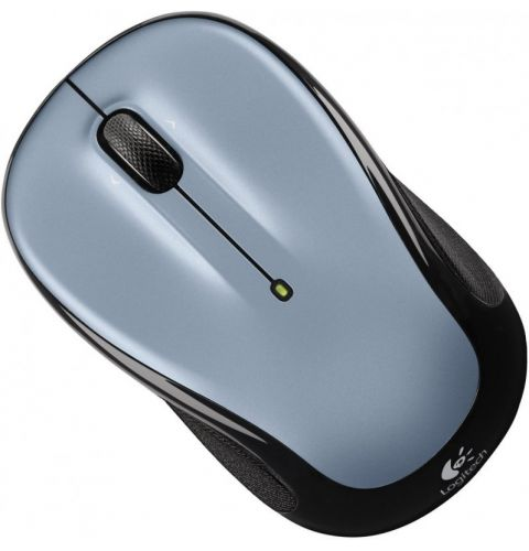 მაუსი Wireless Mouse M325 Light Silver