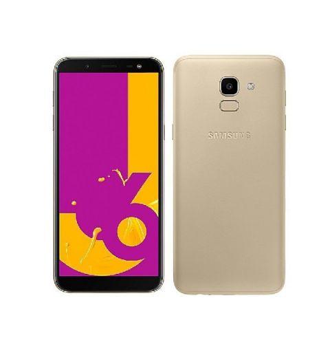 მობილური ტელეფონი Samsung J600FD Galaxy J6 Dual Sim 3GB RAM 32GB LTE gold