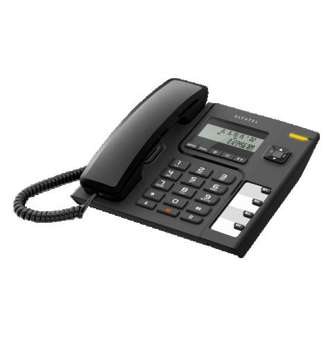 სტააციონალური ტელეფონი Alcatel Temporis 56 black