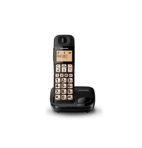 სახლის ტელეფონი Panasonic KX-TGE110UCB