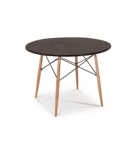 ბარის მაგიდა თეთრი DLF-T2, DLF-902245