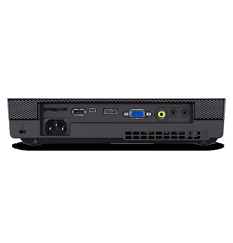 პროექტორი NEC L102W