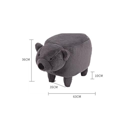 პუფი დათვი, ნაცრისფერი, UT-Bear, UT-911514