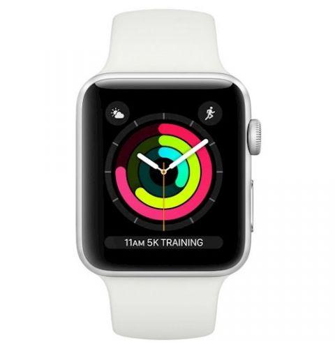 სმარტ საათი Apple Watch Series 3 A1858  (MTEY2FS/A) White