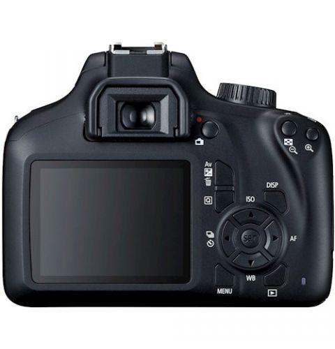 სარკული ფოტოაპარატი Canon EOS 4000D BK 18-55 (3011C004AA)
