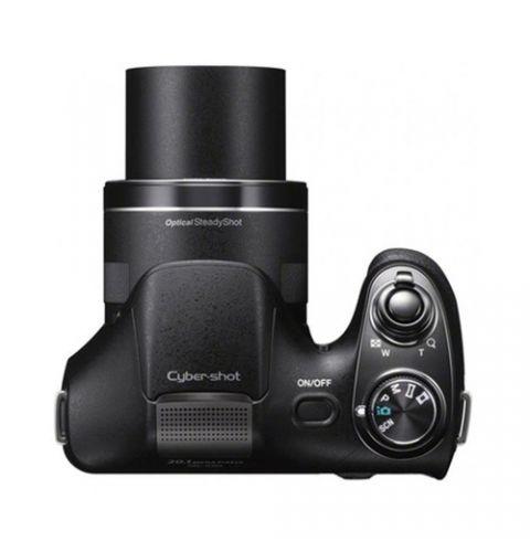 ციფრული ფოტოაპარატი Sony Cyber-shot DSC-H300 (DSCH300.RU3) Black