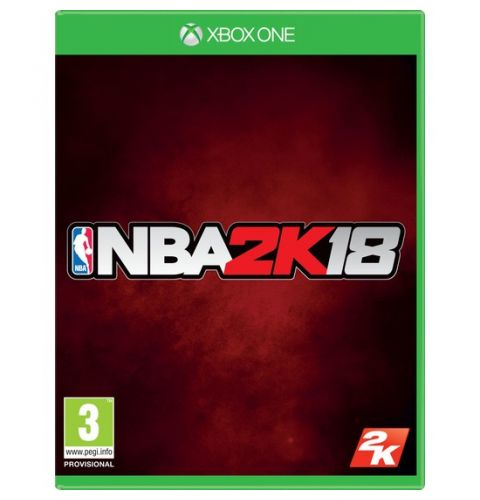 თამაში Microsoft NBA 2K18  \Xbox One