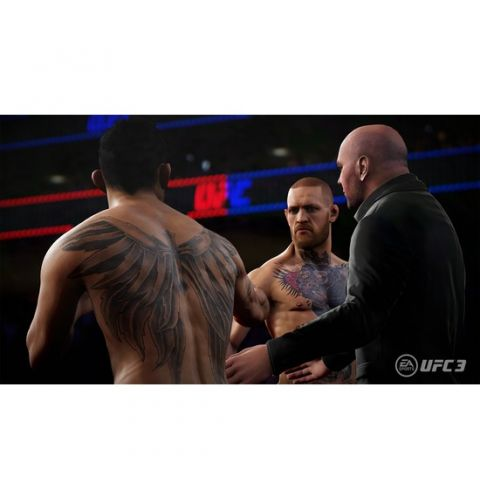 თამაში Microsoft UFC 3/ Xbox One