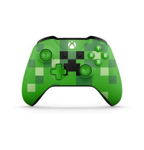 ჯოისტიკი Microsoft Xbox One Minecraft Creeper