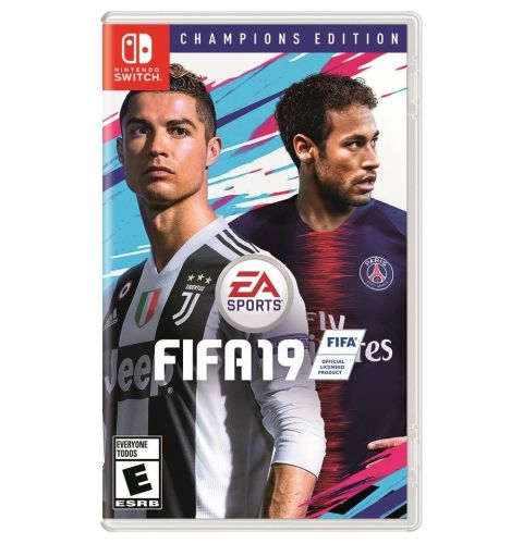 თამაში Nintendo FIFA 19 Champions  Edition /Switch