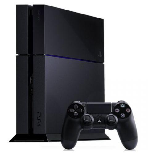 სათამაშო კონსოლი Sony Playstation 4 Console 500GB  with FIFA 19  (Black)\PS4
