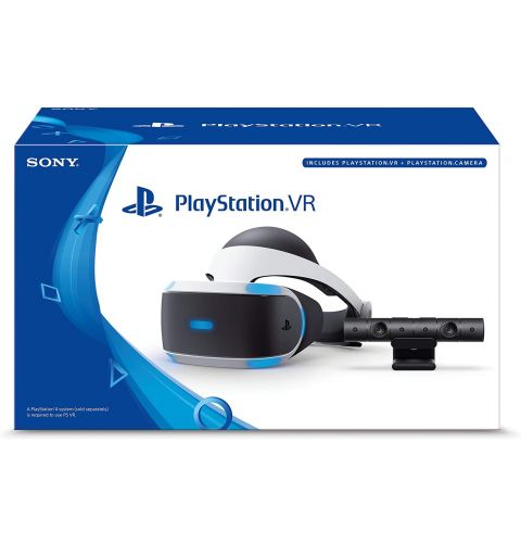 VR სათვალე Sony Playstation VR Headset \PS4