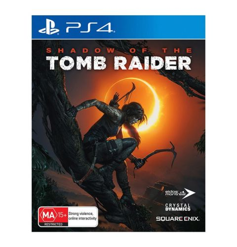 თამაში Sony Shadow Of The Tomb Rider \PS4