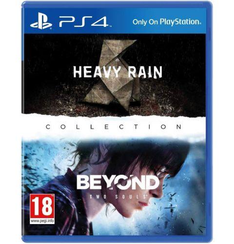 თამაში Sony The Heavy Rain & Beyond Two Souls -collection\ PS4