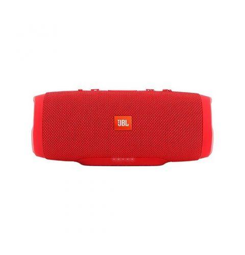 ბლუთუს დინამიკი JBL Splashproof Portable CHARGE3 red