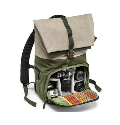 ფოტოაპარატის ჩანთა National Geographic Rainforest Medium Backpack NG RF5350 Green
