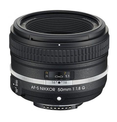 ობიექტივი Nikon 50mm f/1.8G AF-S