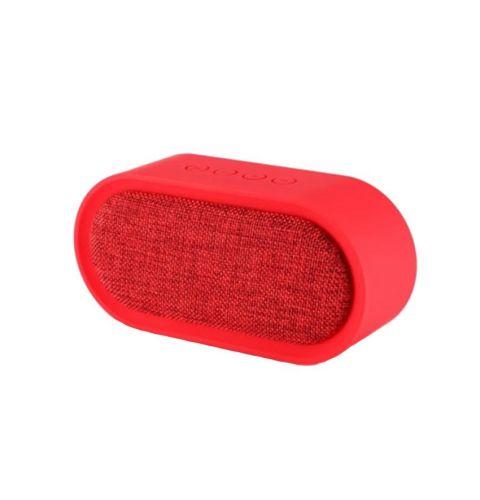 უსადენო დინამიკი Remax Fabric RB-M11 red