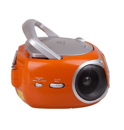 მაგნიტოფონი Trevi CMP 512 Orange