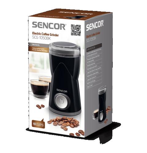 ყავის საფქვავი SENCOR SCG 1050BK
