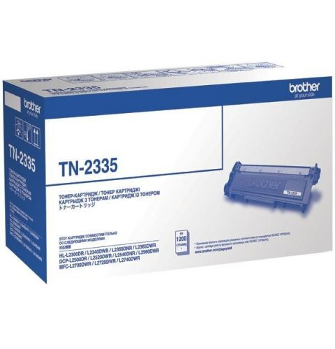 კარტრიჯი BROTHER TN2335