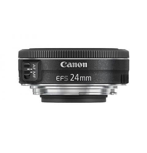 ობიექტივი Canon EF-S 24mm f/2.8 STM