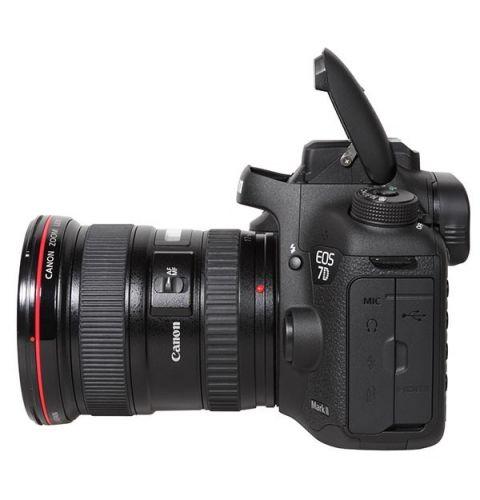 ფოტოაპარატი Canon EOS 7D Mark II Body