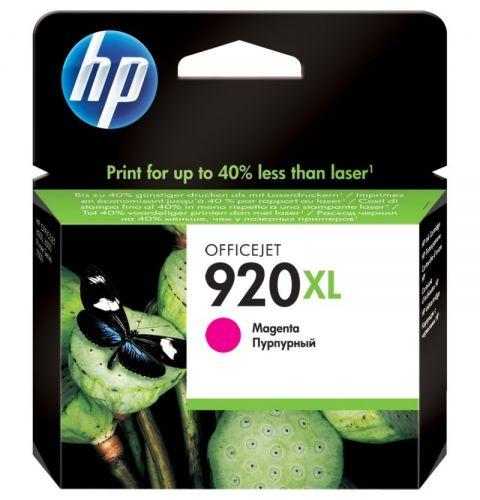 კარტრიჯი HP 920XL Ink Cart magenta