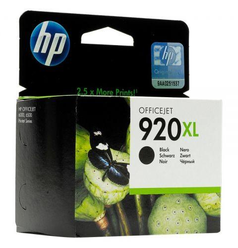 კარტრიჯი HP 920XL High Yield Black Original Ink Cartridge
