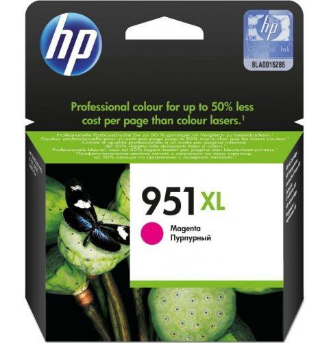 კარტრიჯი HP 951XL, Magenta ink Cartridge (High Yield)