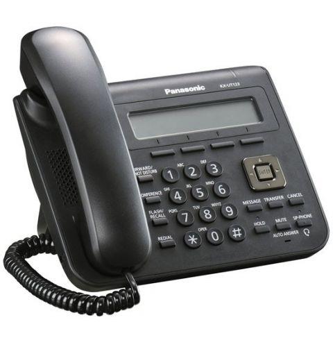 IP ტელეფონი  KX-UT123RU-B